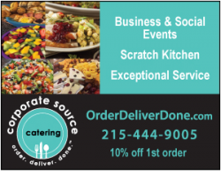 Corporate Source Catering & Events